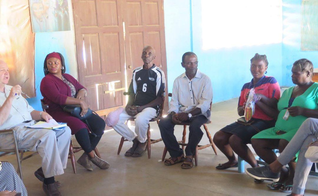 Leadership Training Impact – Dumas Village