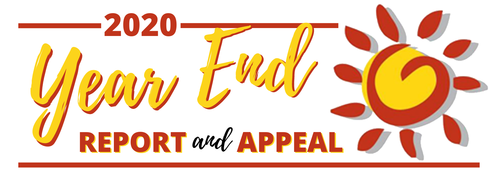 2020 Year End Report and Appeal