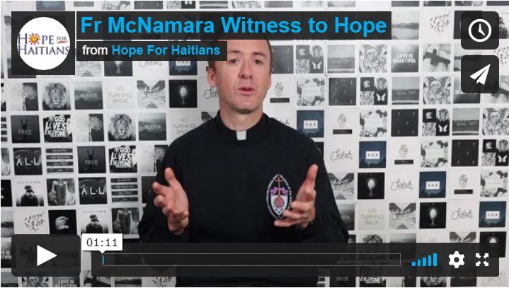 Bearing Witness to Hope